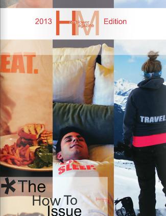 2012/2013 – Hornblower Magazine